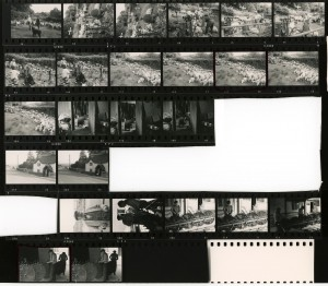 Contact Sheet 438 by James Ravilious