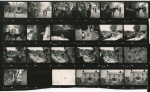 Contact Sheet 443 by James Ravilious
