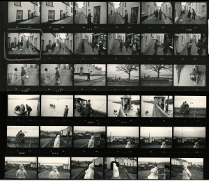 Contact Sheet 529 by James Ravilious