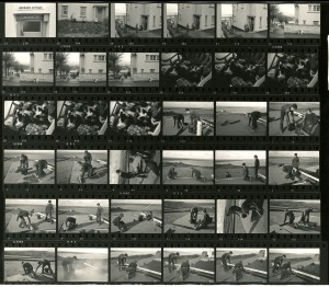 Contact Sheet 536 by James Ravilious
