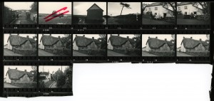 Contact Sheet 674 by James Ravilious