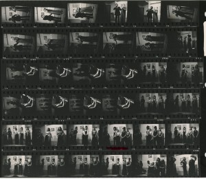 Contact Sheet 689 by James Ravilious