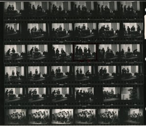 Contact Sheet 690 by James Ravilious