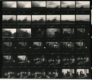 Contact Sheet 691 by James Ravilious