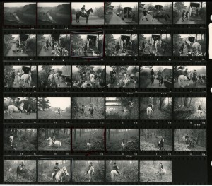 Contact Sheet 693 by James Ravilious