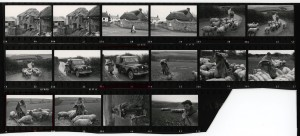 Contact Sheet 699 by James Ravilious