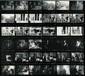 Contact Sheet 702 by James Ravilious