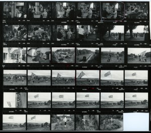 Contact Sheet 785 by James Ravilious