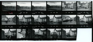 Contact Sheet 820 by James Ravilious