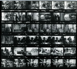 Contact Sheet 827 by James Ravilious