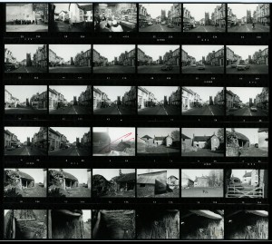 Contact Sheet 831 by James Ravilious