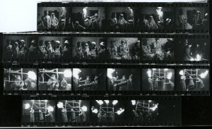Contact Sheet 852 by James Ravilious