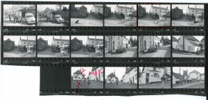 Contact Sheet 919 by James Ravilious
