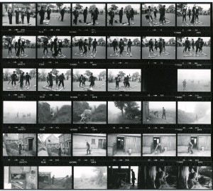 Contact Sheet 941 by James Ravilious