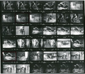 Contact Sheet 942 by James Ravilious