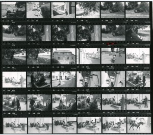 Contact Sheet 946 by James Ravilious