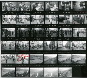 Contact Sheet 948 by James Ravilious