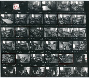 Contact Sheet 949 by James Ravilious
