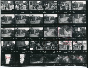 Contact Sheet 950 by James Ravilious
