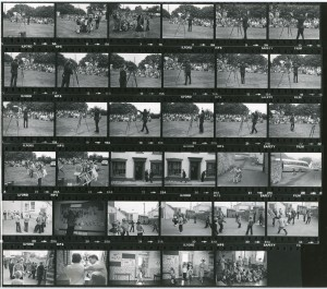 Contact Sheet 951 by James Ravilious