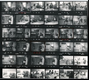 Contact Sheet 953 by James Ravilious
