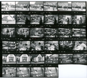 Contact Sheet 978 by James Ravilious