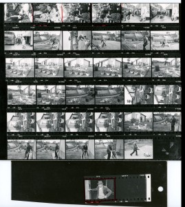Contact Sheet 979 by James Ravilious