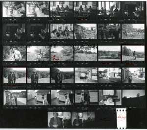 Contact Sheet 994 by James Ravilious