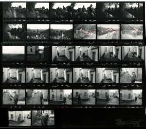 Contact Sheet 1005 Part 2 by James Ravilious