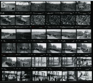 Contact Sheet 1056 by James Ravilious