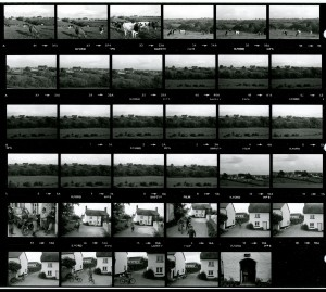 Contact Sheet 1356 by James Ravilious