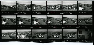 Contact Sheet 1421 by James Ravilious