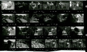 Contact Sheet 1426 by James Ravilious