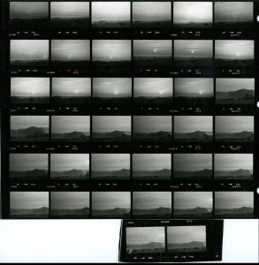 Contact Sheet 1427 by James Ravilious