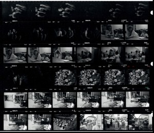 Contact Sheet 1542 by James Ravilious