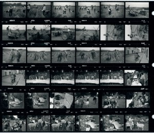 Contact Sheet 1553 by James Ravilious