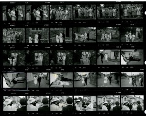 Contact Sheet 1679 by James Ravilious
