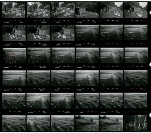 Contact Sheet 1680 by James Ravilious