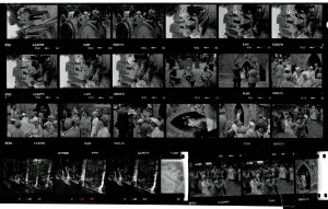 Contact Sheet 1681 by James Ravilious