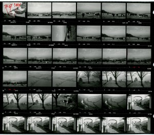 Contact Sheet 1698 by James Ravilious