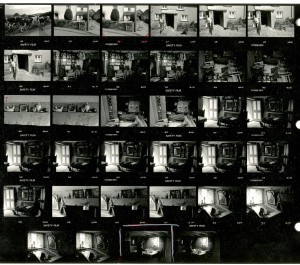 Contact Sheet 1724 by James Ravilious