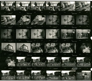 Contact Sheet 1735 by James Ravilious