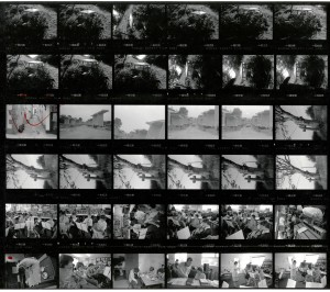 Contact Sheet 1925 by James Ravilious
