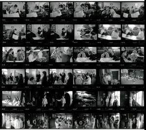 Contact Sheet 1926 by James Ravilious