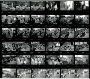 Contact Sheet 1928 by James Ravilious