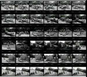 Contact Sheet 1929 by James Ravilious