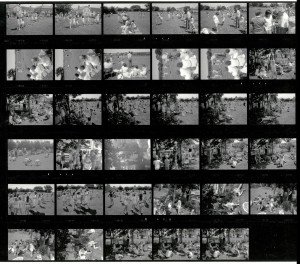 Contact Sheet 1931 by James Ravilious