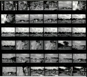 Contact Sheet 1932 by James Ravilious