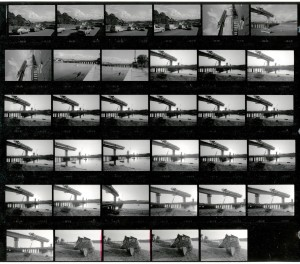 Contact Sheet 1938 by James Ravilious