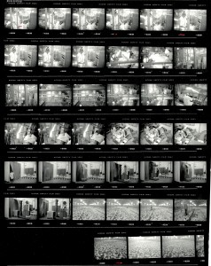 Contact Sheet 2180 by James Ravilious